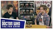 Full Interview with Titan Comics - Doctor Who The Fan Show