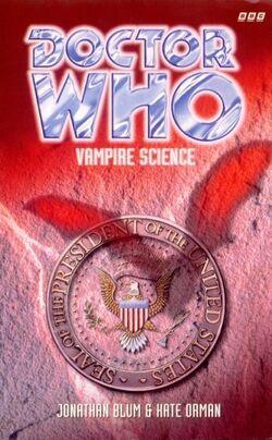 Vampire science cover