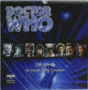 2000 Doctor Who 16 month