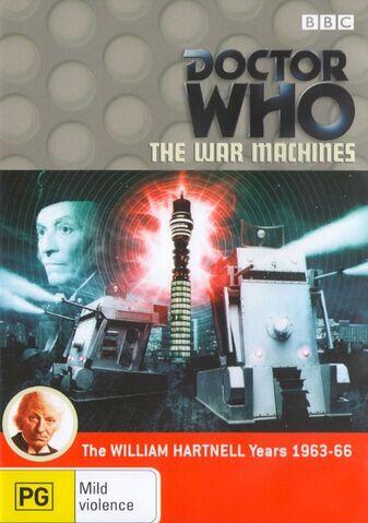 File:The War Machines DVD Australian cover.jpg