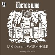 Jak and the Wormhole audiobook cover