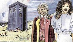 A Tourist Invasion DWY93 4 TARDIS