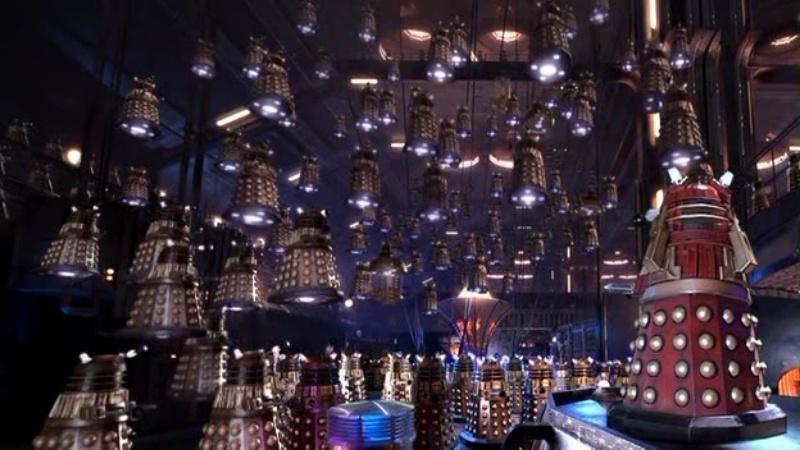 New Dalek Empire | Tardis | FANDOM powered by Wikia