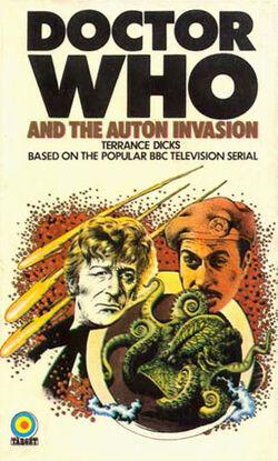 Auton Invasion novel