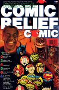 1991 Comic Relief cover