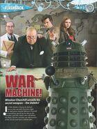 DWDVDF FB 118 War Machine!