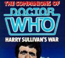 Harry Sullivan's War (novel)