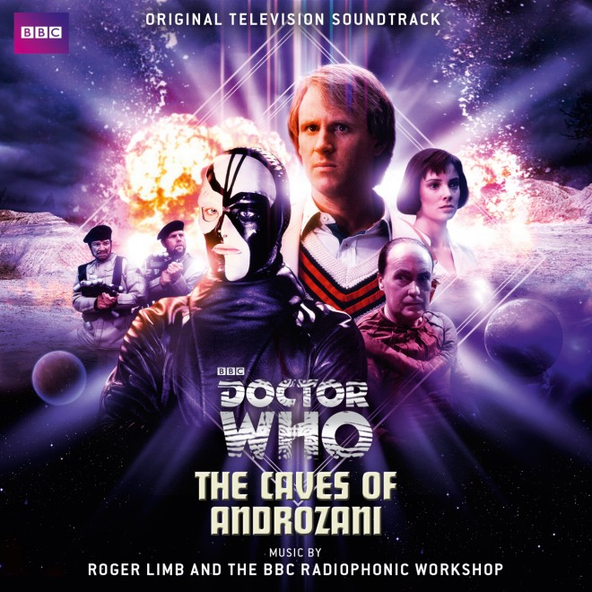 Caves of androzani soundtrack