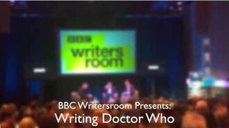 Writing Doctor Who Part 7, How will you look back on Doctor Who?