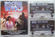 Red Dawn cover with cassettes