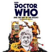 Day of the Daleks CD