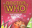 Doctor Who Quiz Book of Magic