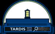 TARDIS DATA CORE small