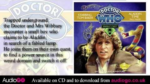 Doctor Who Serpent Crest - Aladdin Time (Part 3) Audiobook