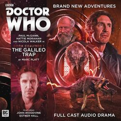 The Galileo Trap cover