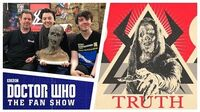 Millenium FX's Gary Pollard Talks Series 10 Monsters - The Aftershow - Doctor Who The Fan Show