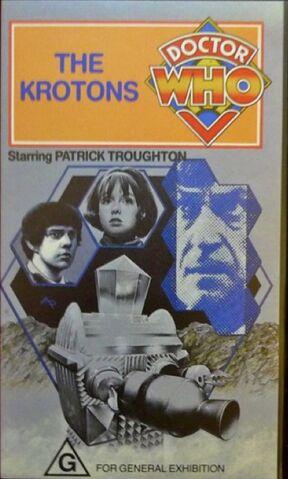 File:The Krotons VHS Australian cover.jpg