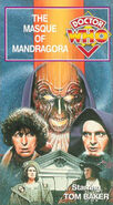 The Masque of Mandragora VHS US cover