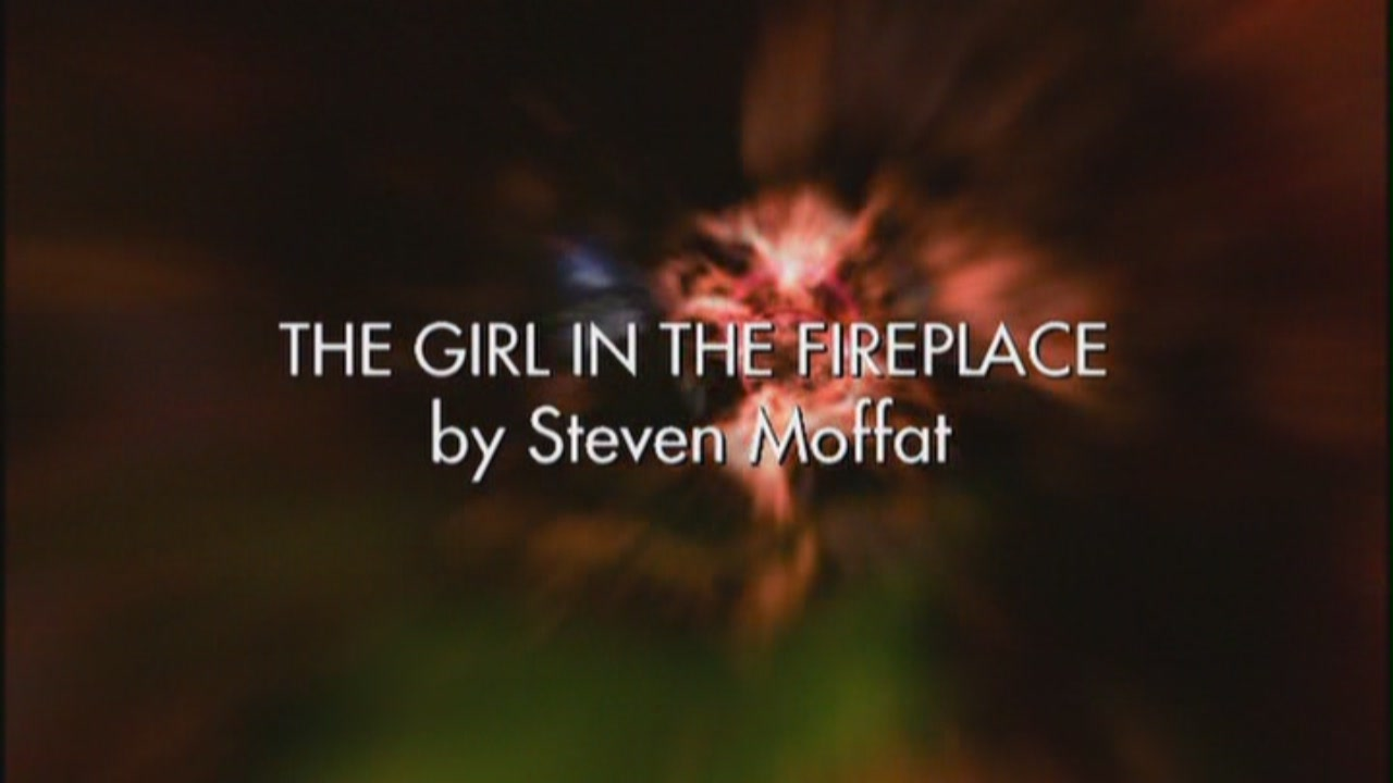 image the in the fireplace title card jpg tardis fandom