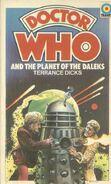 Planet of The Daleks novel