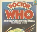 Doctor Who and the Planet of the Daleks (novelisation)