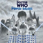 BBCstore Power of the Daleks cover