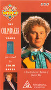 The Colin Baker Years 1994 VHS Au