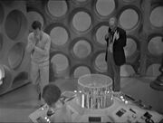 TARDIS crew after leaving Vicki The Chase-4