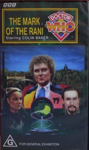 File:The Mark of the Rani VHS Australian cover.jpg