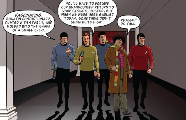 File:4th Doctor with Enterprise crew.jpg