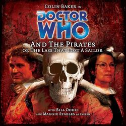DW and the pirates cover
