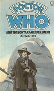 Sontaran Experiment novel