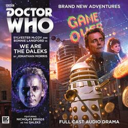 We Are The Daleks cover