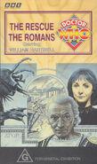 Rescue Romans AUS VHS