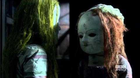 Amy Pond, Sinister Doll EXCLUSIVE DW Insider, Ep 9