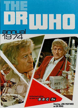 Doctor Who 1974