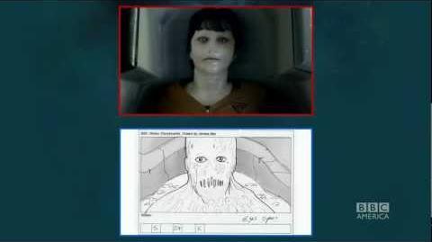 "Clone College Film to Storyboard Comparison for ""The Rebel Flesh"""