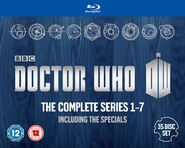 DW S1-7 2013 Blu-ray UK
