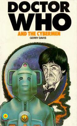 Cybermen novel