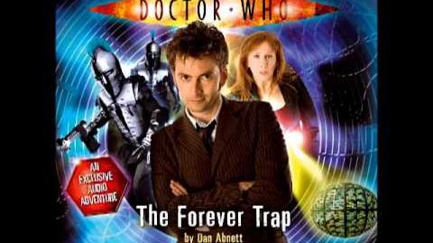 Doctor Who The Forever Trap