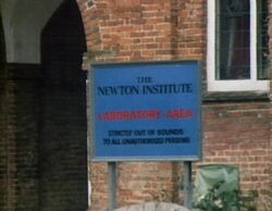 The Newton Institute
