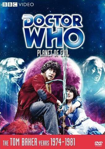 File:Planet of Evil DVD US cover.jpg