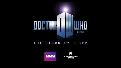 Doctor Who The Eternity Clock Epic Trailer