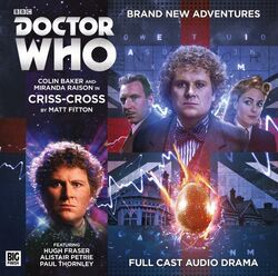 Criss-Cross cover