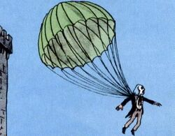 Challenge of the Piper Parachute