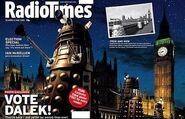 RT Vote Dalek Cover full