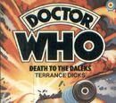 Death to the Daleks (novelisation)