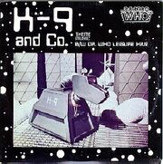 K9 and Co theme music record cover