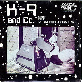 File:K9 and Co theme music record cover.jpg
