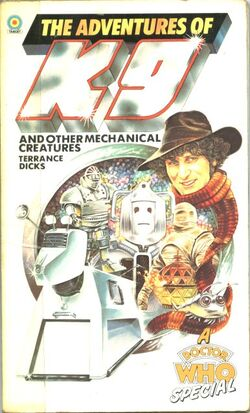 Doctor Who Special The Adventures of K9 and others PB.jpg